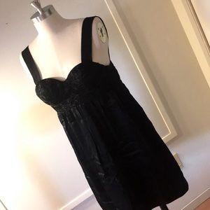 Proenza Schouler babydoll bustier dress size 6